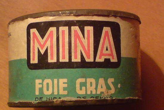 Foie grass MINA