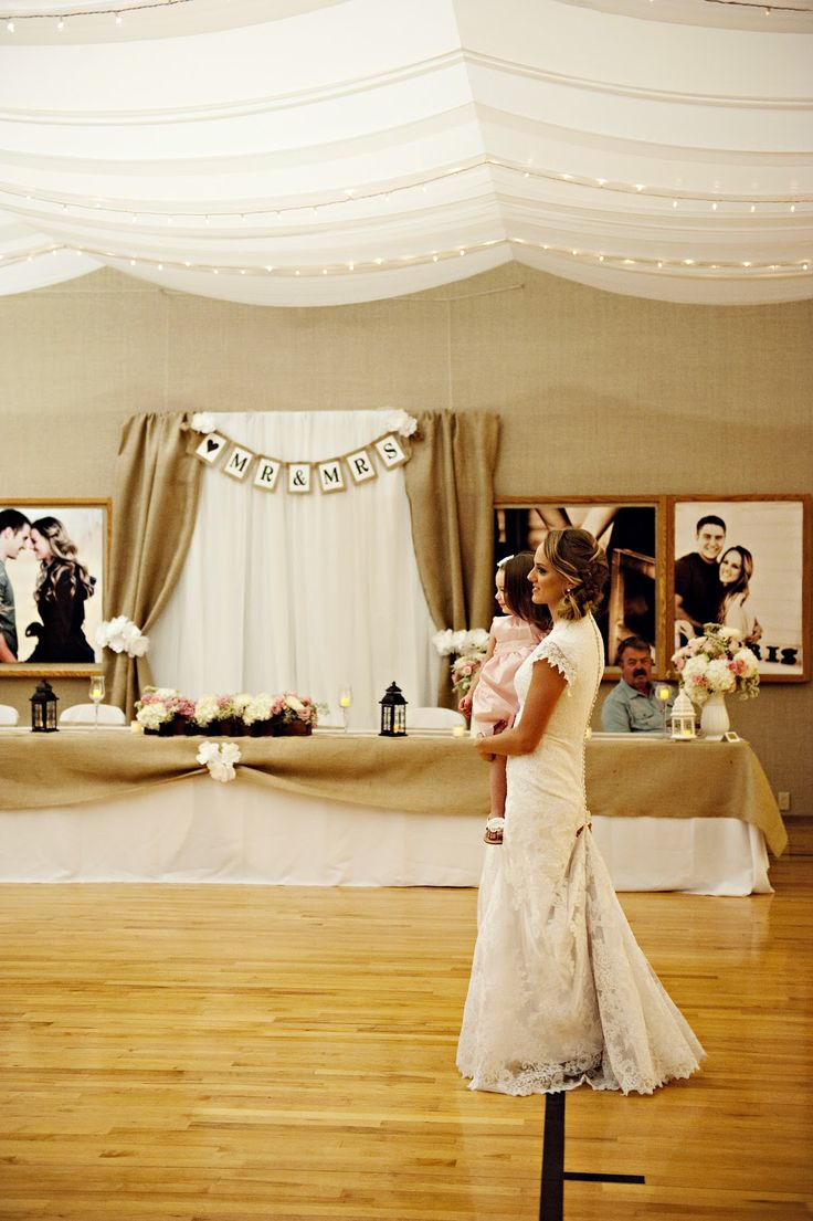 Lds Reception Ideas