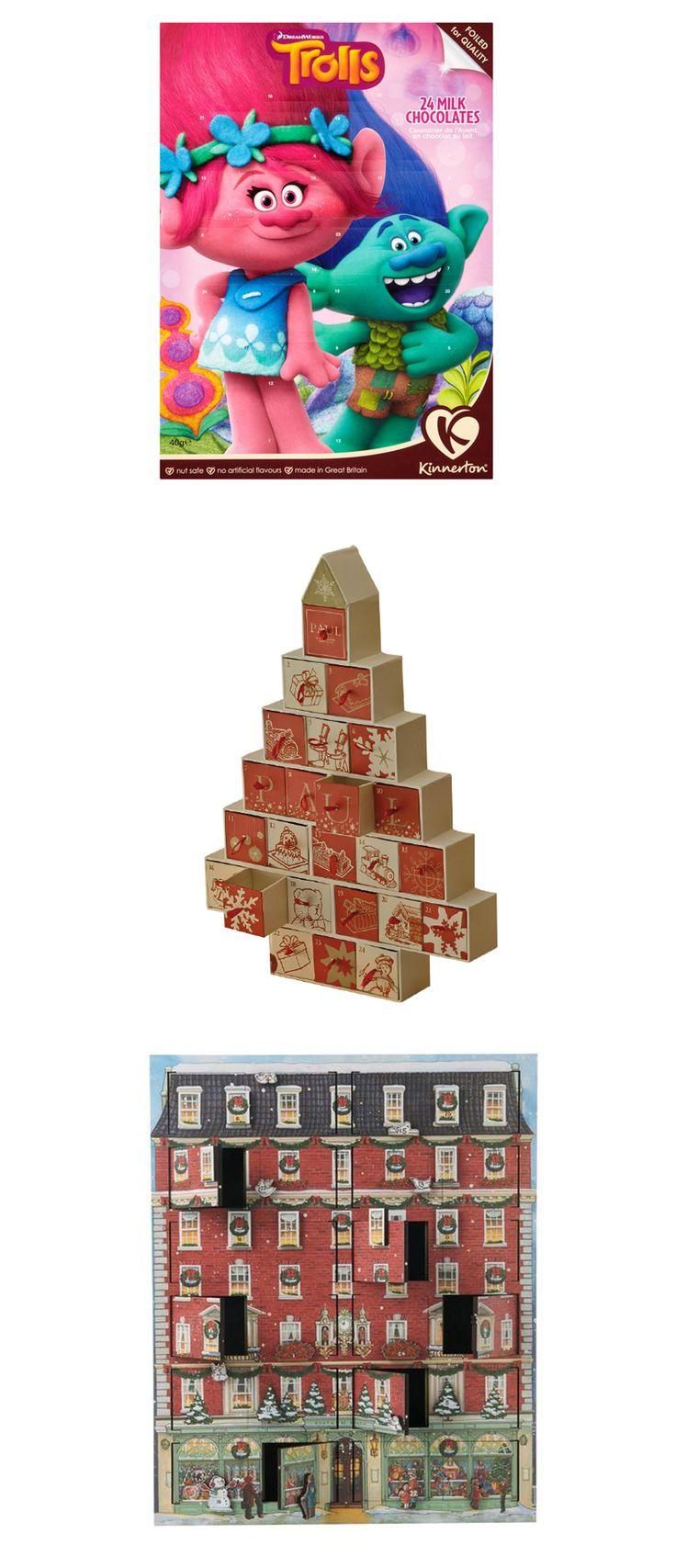 Oltre 25 fantastiche idee su Chocolate Advent Calendar su ...