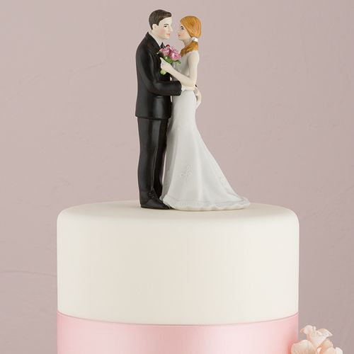 """Cheeky Couple Figurine """"My Main Squeeze"""" - The Knot Shop"""