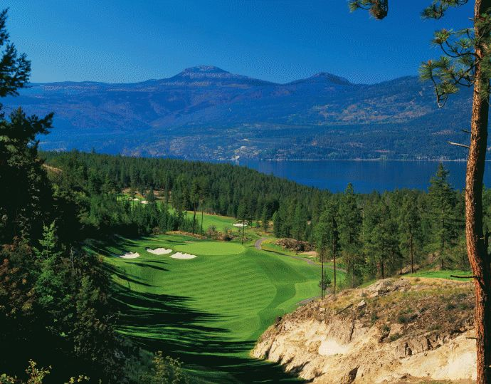 In Vernon, B.C., Predator Ridge has revamped its award-winning golf facility with a total 36 holes of adrenalin-pumping golf