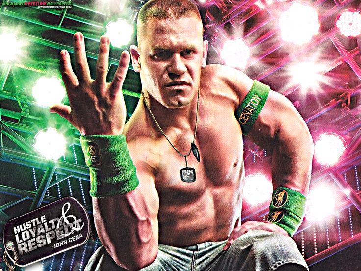 John Cena You Cant See Me