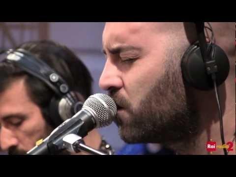 negramaro @ Radio 2 - Ti è mai successo live - 08/11/2012