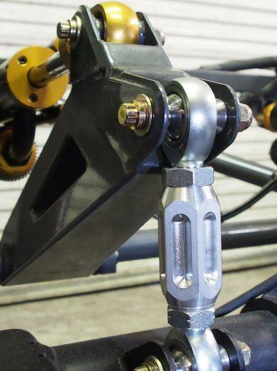 Rogue Racing Rear Cantilever Suspension