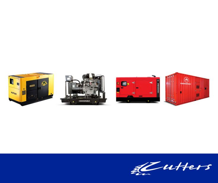 Standby Diesel Generators available in open version, silent canopy version, or plantrooms up to 3500 kVa.