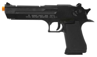 Desert Eagle CO2 Airsoft Pistol, Metal Slide, FULL AUTO! $129.99