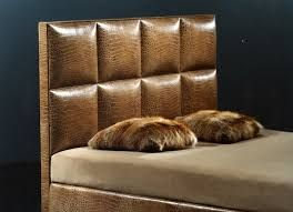 Image result for желтое кожаное изголовье кровати
