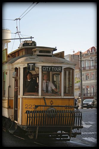 Tram storico Porto