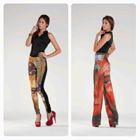 #Pants #Leggins Mystic Collection #Fashion #Glamour #Summer #Spring #Art @vitololi #fashionshow #YoQuieroTener