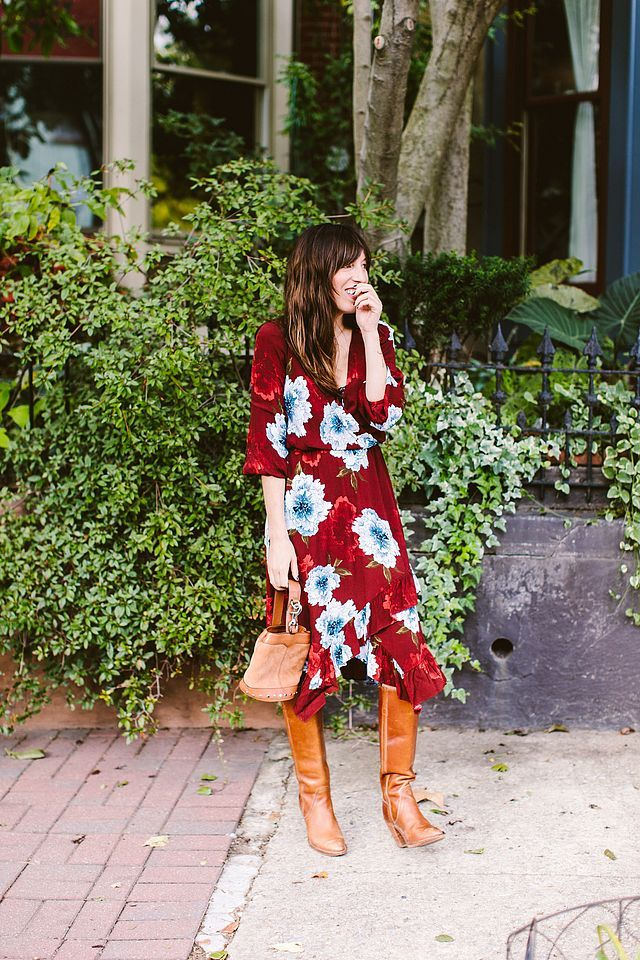 Tall Boots?? The Best Way To Wear Them Now (Four Outfits)