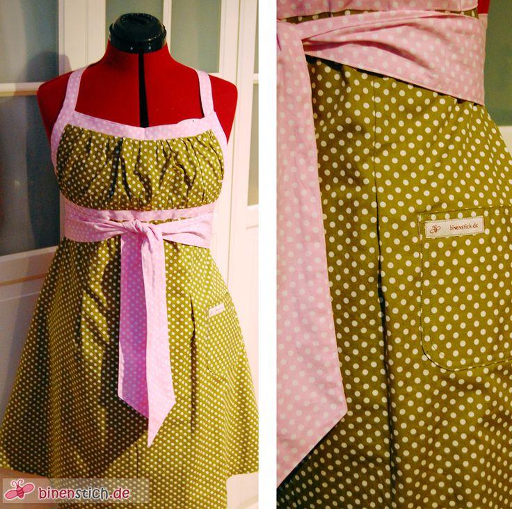 sch rze emmeline apron die zauberhafte k chensch rze n hen pinterest sch rzen. Black Bedroom Furniture Sets. Home Design Ideas
