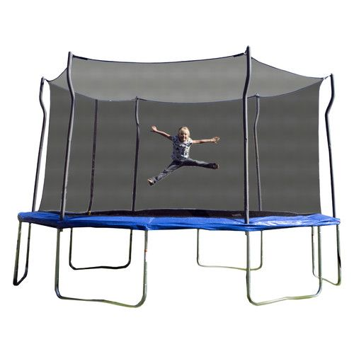 Found it at Wayfair - Kinetic 14' Trampoline and Enclosure Set