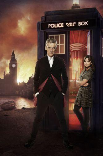 Peter Capaldi Doctor Who Photo Mug Hot Cocoa Gift Basket