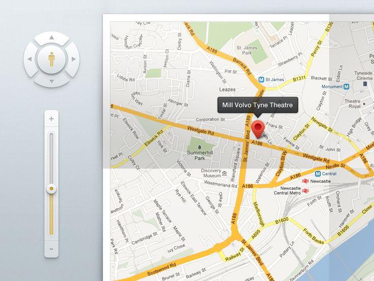 Dribbble - map.jpg by Piotr Kwiatkowski