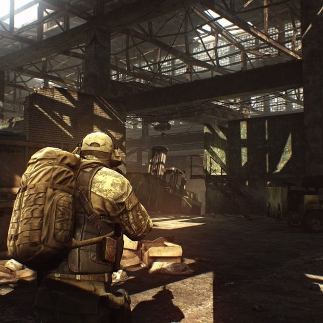 """Escape From Tarkov"""" Takes Unity To The Next Level 