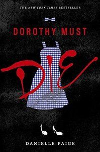 If you enter this new giveaway, tag a friend!  Dorothy Must Die