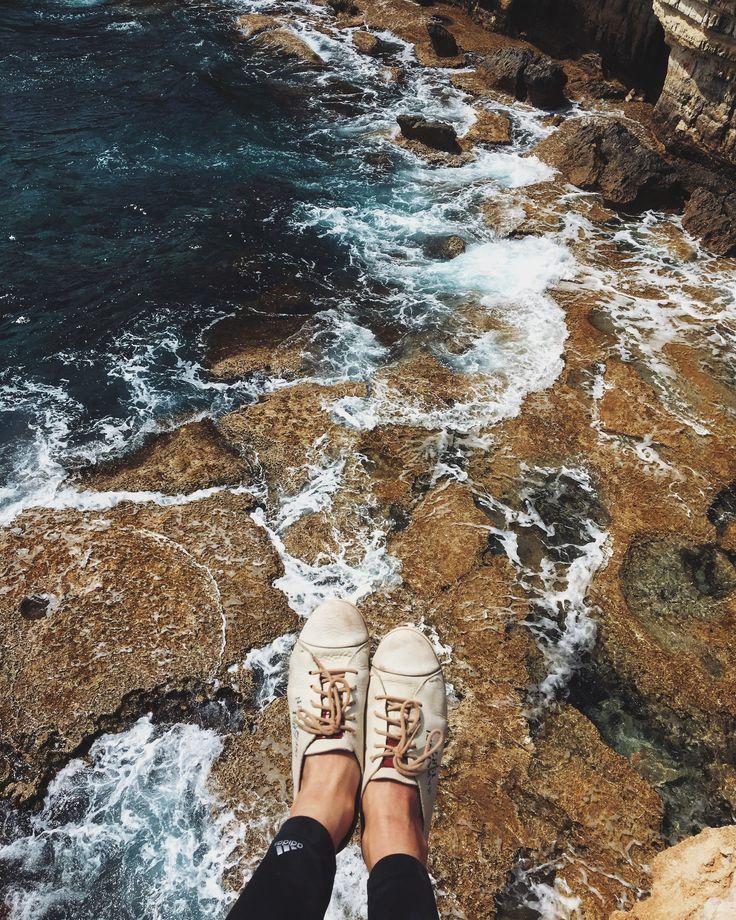 Sea & feet