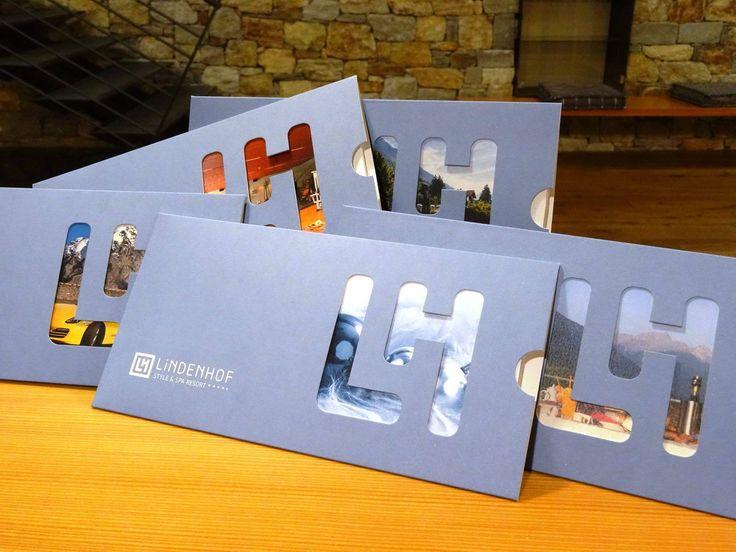 Infomaterial der DVH Tourismusmesse Vakanz in Luxemburg