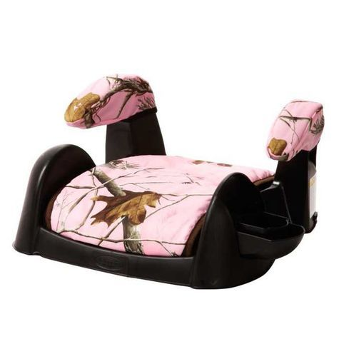 Cosco Ambassador Booster Seat In Realtree Pink And Realtree Ap Camo 25 99 Realtreecamo