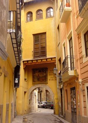 Portal de Valldigna.  #Valencia #Spain