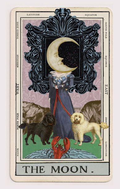 'The Mystique Ephemera Tarot' - Oatmontien