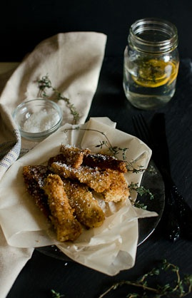 the kosher spoon : Fried Coconut Tilapia Strips and a Cookbook Giveaway!