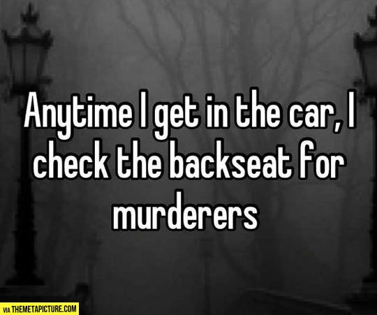 Horror Movie Quotes: What Movies Taught Me…