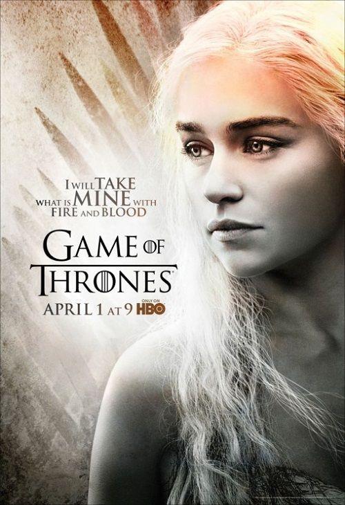 Gra o tron / Game of Thrones (2013) {SEZON 3} PL.480p.BDRip.x264-KiKO / Lektor PL
