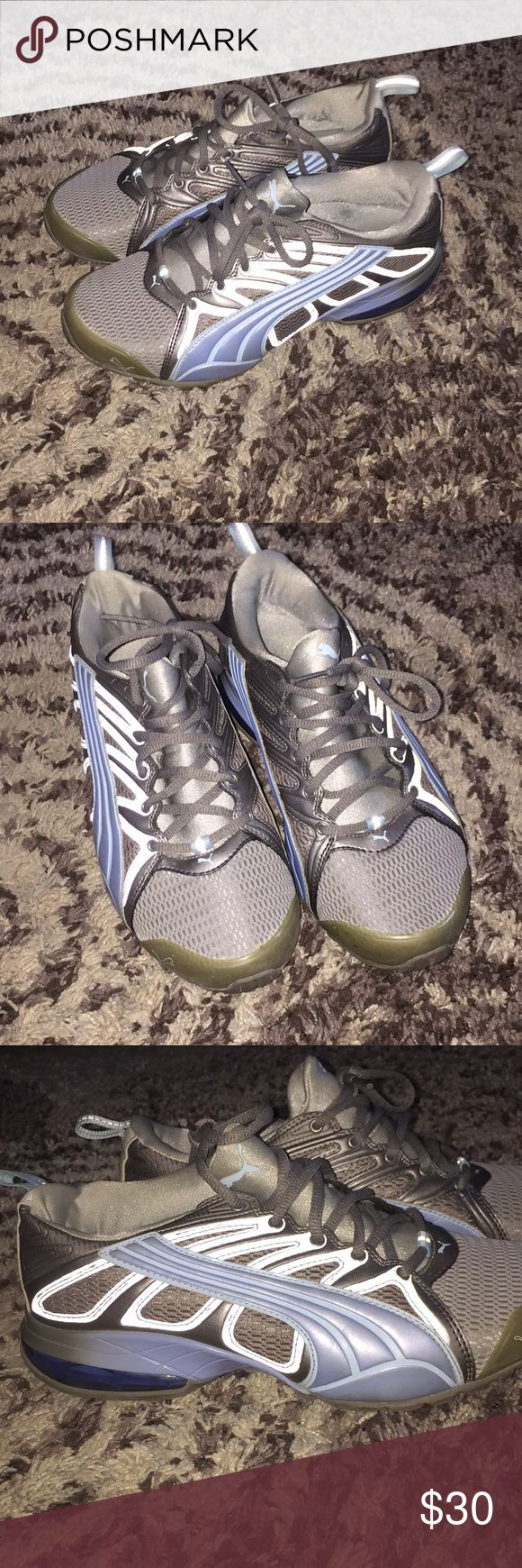 Puma running shoes Worn but In good condition Puma Shoes Athletic Shoes