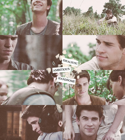 Gale Hawthorne- (not my favorite guy(; ) im more of a peeta girly(((: