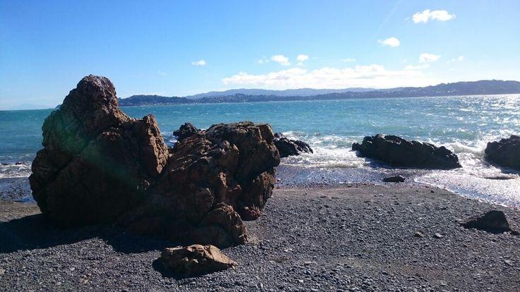 Pencarrow,wellingtom,NZ