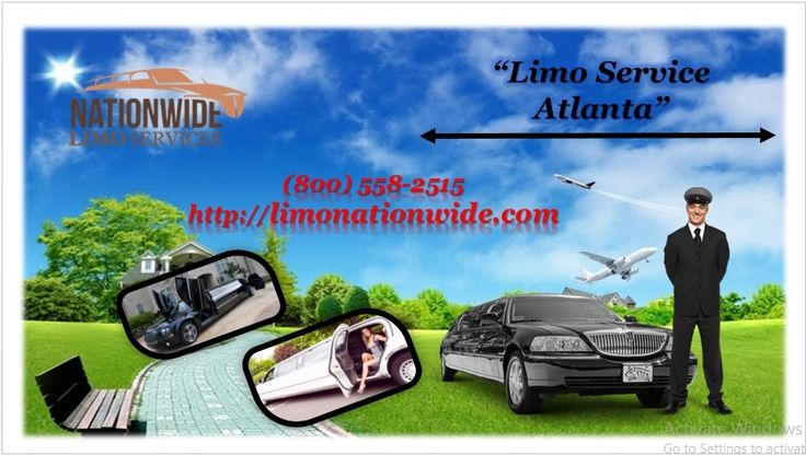 Hiring a limo nationwide provides Limo Service Atlanta its  aims at giving you a tension free, and at the same time, a safe journey. The limo consists of many enthusiast gadgets and amenities. It is big; the main features adjoin excellent interiors and seating conditions. The seats are quite terrible and definitely delightful. Get free instant quotes at 800) 558-2515.