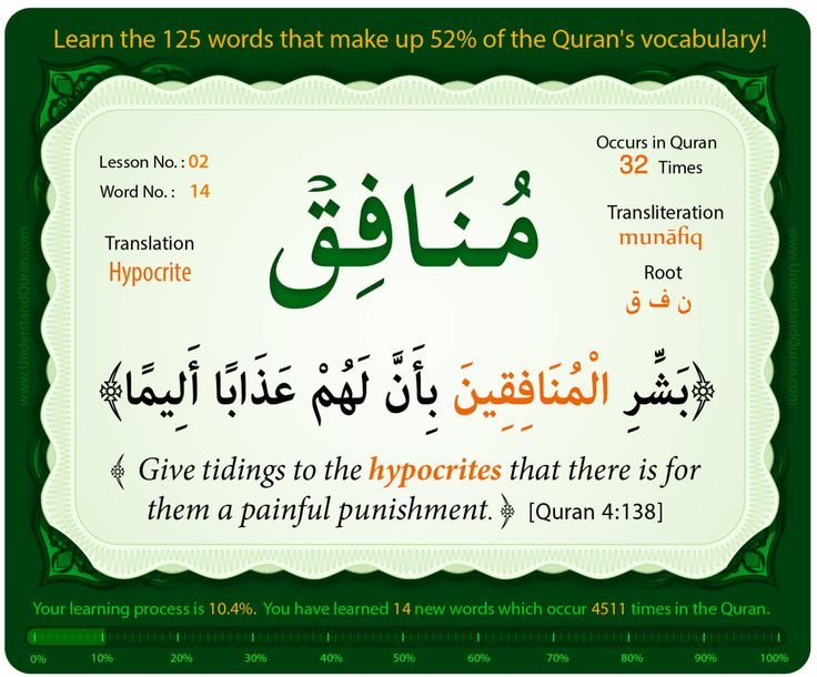 Quranic Arabic For Busy People | Quranic