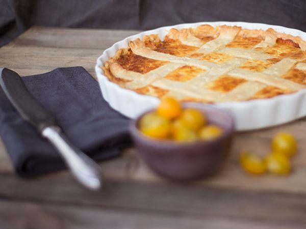 Hur gör man västerbottenpaj? | Recept från Köket.se