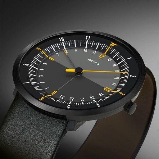 british designer watches o8qa  24 Stunden Uhr