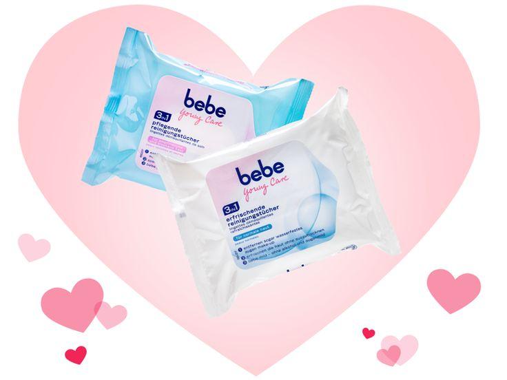 We <3 3in1 Reinigungstücher von #bebeyoungcare