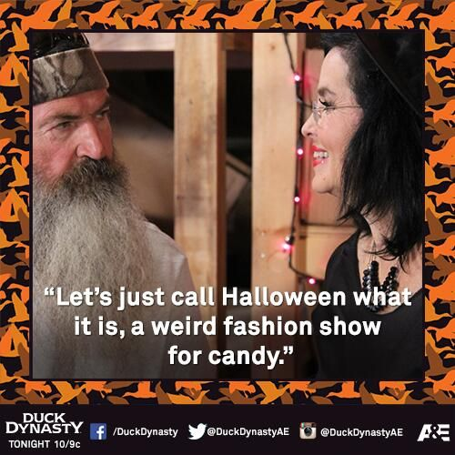 Duck Dynasty - I love Phil!!!!