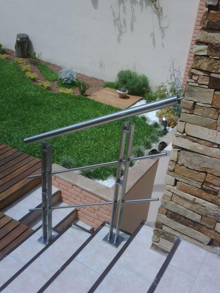 La mejor calidad en barandas de acero inoxidable. Múltiples tipos, estilos, motivos y diseños.