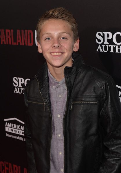 HBD Jacob Bertrand March 6th 2000: age 15