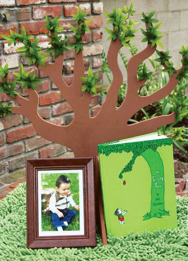 Classroom Giving Tree Ideas ~ Best images about hadleys st birthday giving tree on