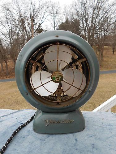 Vintage Vornado Heater Fan Combo Model H913 1a Fans