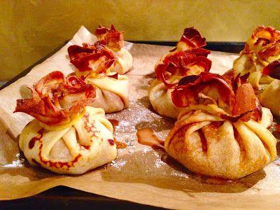 Jemy Pijemy : Naleśniki z jabłkami z sosem waniliowo karmelowym
