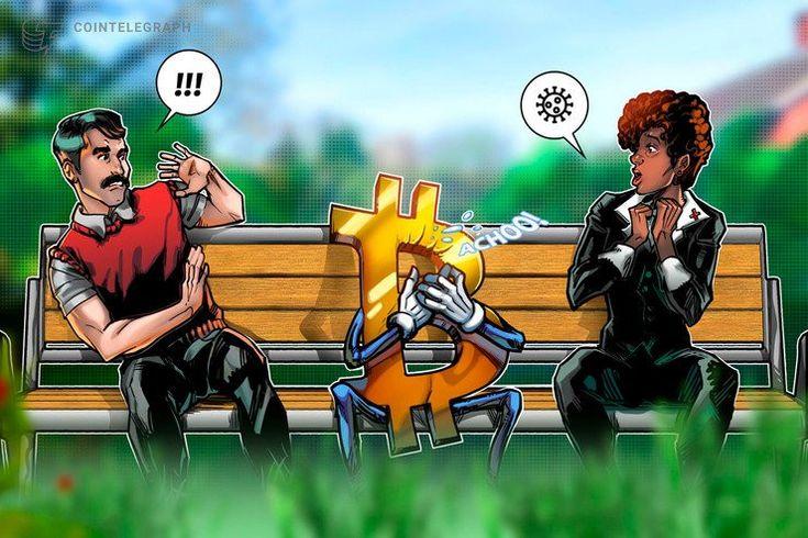 Bitcoins correlations with global financial blockchain