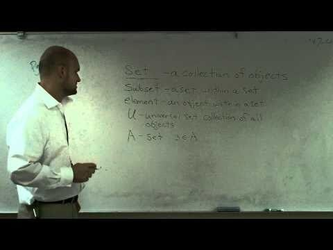 Mod A - How to define sets and set notation - Homework help on math - http://www.thehowto.info/mod-a-how-to-define-sets-and-set-notation-homework-help-on-math/