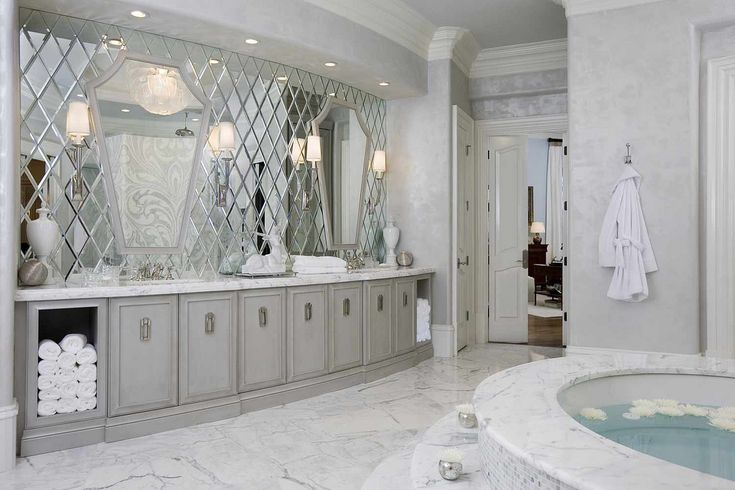 https://flic.kr/p/7ATqvu | Master Bath - Habachy Designs - Interior Design |  Habachy Designs Inc.  is an acclaimed interior and furniture design firm based in Atlanta, Georgia that creates atmospheric interiors for a wide range of commercial and residential clients. Our projects range from trendy restaurants and nightclubs to chic spas, boutiques and glamorous residences.  Habachy Designs Inc. provides services nationally and internationally, with recent projects in Atlanta, Miami's South…