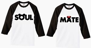 Soulmate.Disney Shirts, Tees Black, Soulmate Baseball, Disney Soulmate, Soul Mates, Disney Obsession, Fresh Racks, Basebal Tees, Baseball Tees