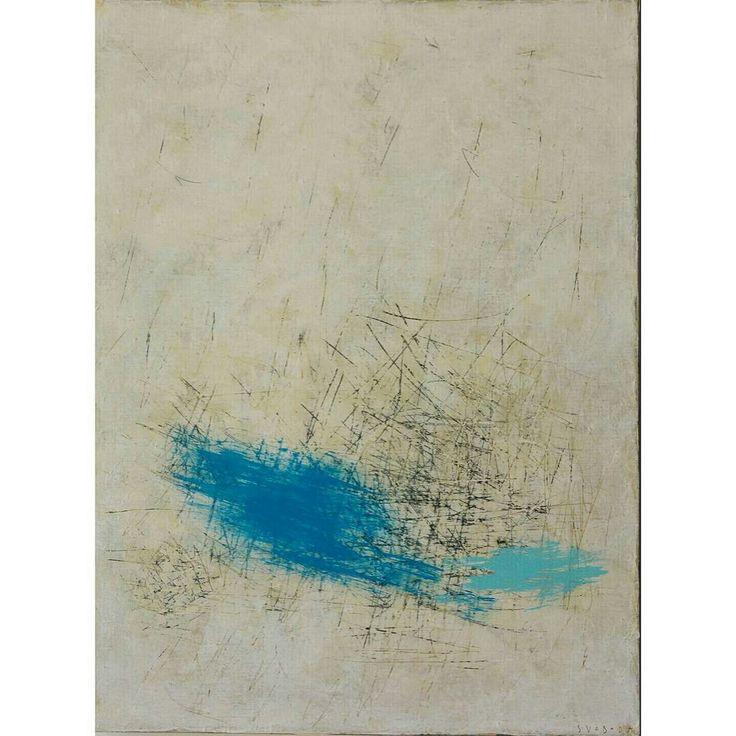 Jan Svoboda: Blue and blue