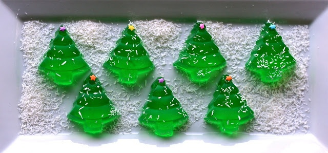 Jolly Jello Shots