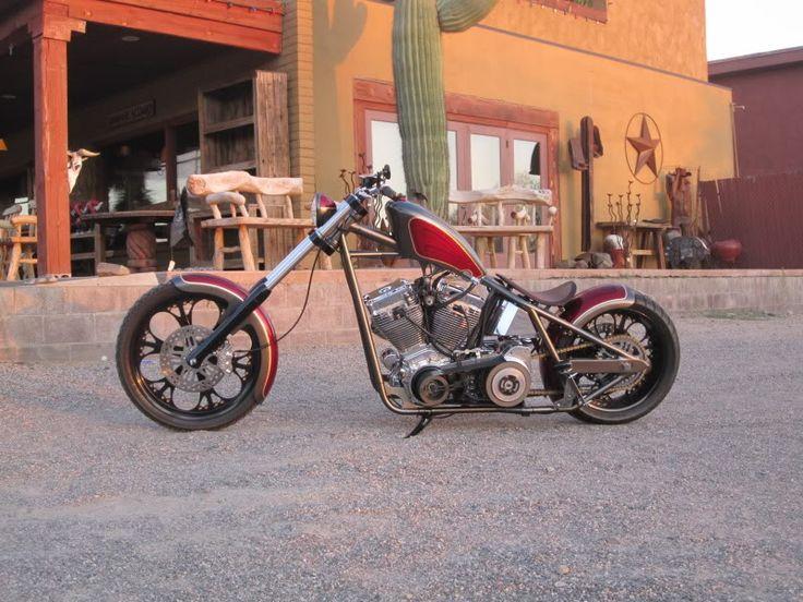 West Coast Choppers Jesse James | West Coast Choppers & Jesse James