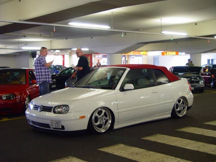 VW Cabrio MK3.5  HOLY oh my lord words can't even explain